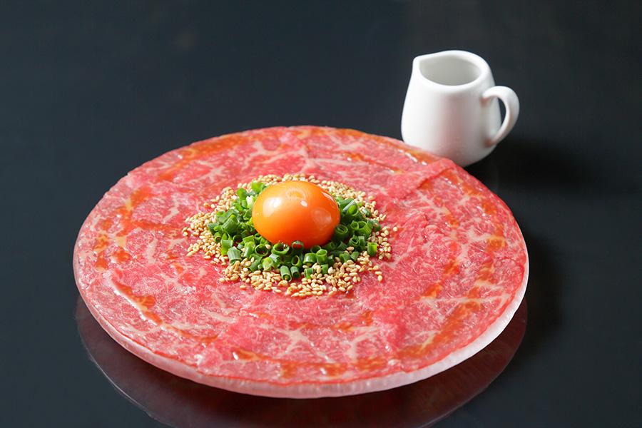 焼肉屋の本気の坦々麺
